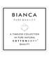 Cotton 200 neutral single flat sheet Sale - Bianca Sale