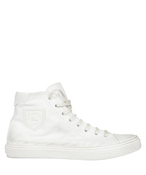Bedford white sneakers