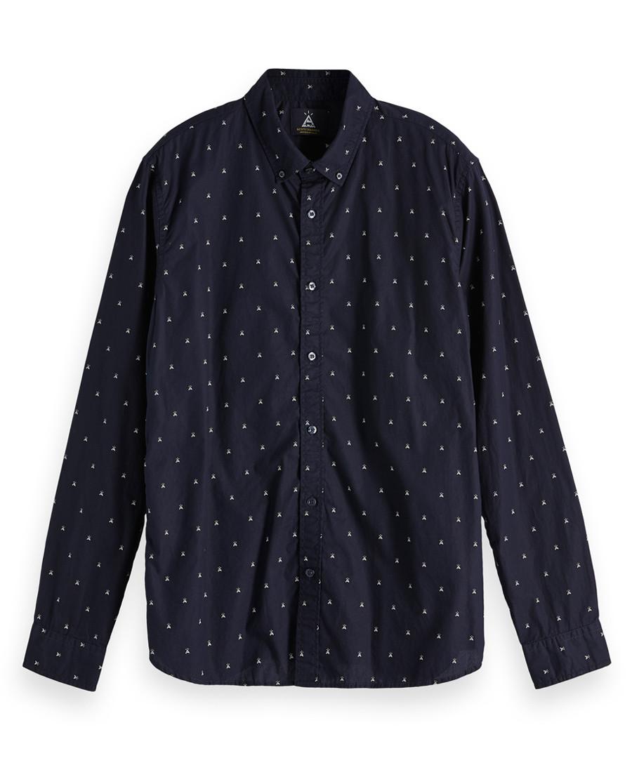 Combo print pure cotton shirt Sale - Scotch & Soda