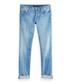 Lucky Blauw light blue cotton jeans Sale - Scotch & Soda Sale