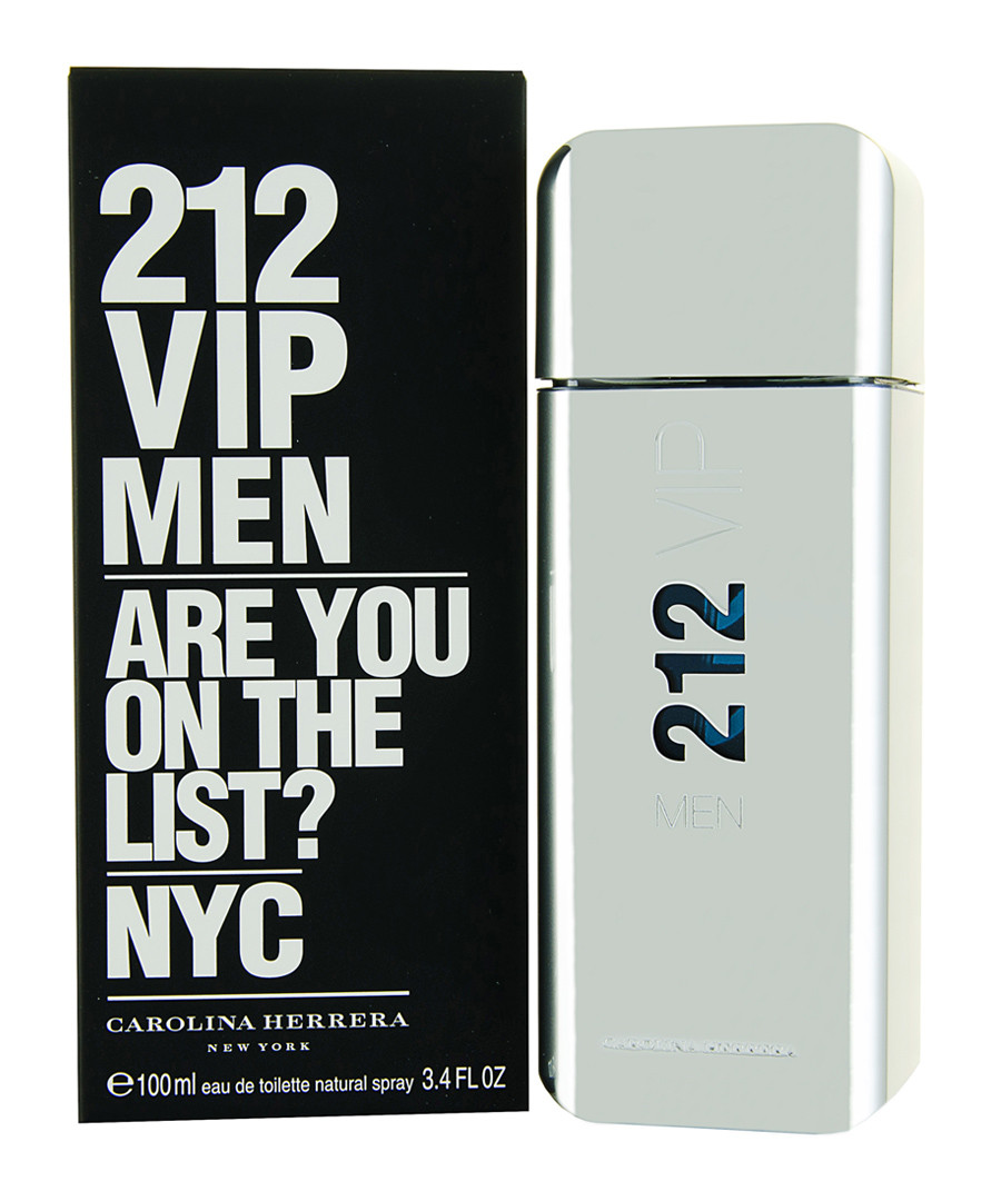 212 VIP eau de toilette 100ml Sale - carolina herrera