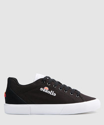 Taggia black logo sneakers