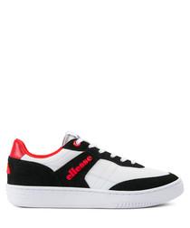 Vinitziana 2.0 white & black sneakers