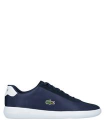 Avance 119 navy & white sneakers