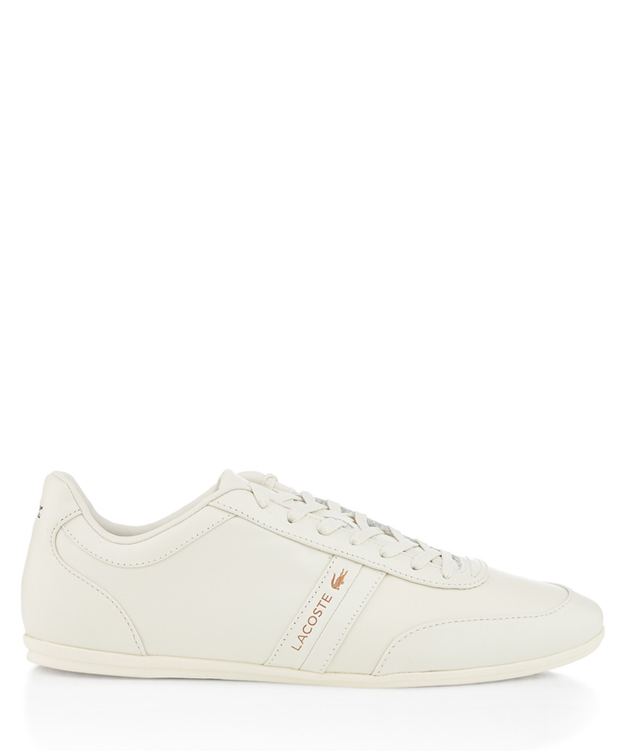 Storda 318 off white sneakers Sale - lacoste
