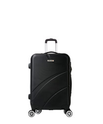 seaview black suitcase 57cm