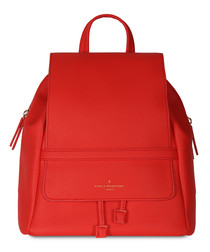 Charlie red backpack