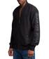 LS Chevron black bomber jacket Sale - true religion Sale