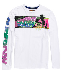 Optic Acid Pacifica Oversize Long Sleeve T-Shirt