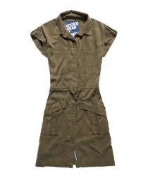 Khaki Rookie Cargo Dress