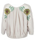 Gotta Love It neutral printed top Sale - free people Sale