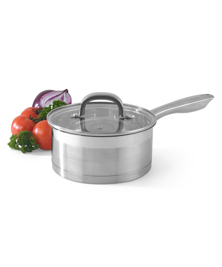 Stainless steel sauce pan 20cm Sale - Salter
