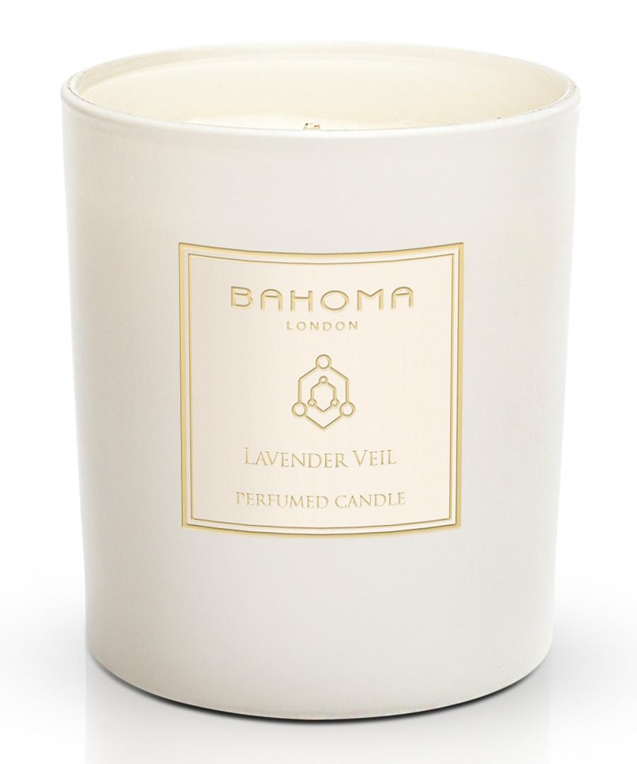 Lavender perfumed candle Sale - bahoma