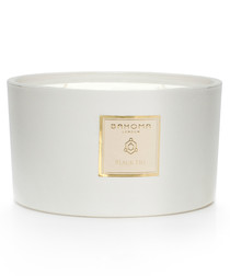 Black fig triple wick candle