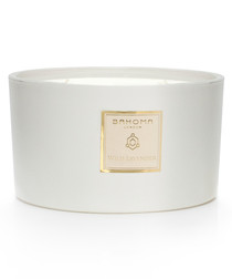 Wild lavender triple wick candle