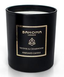 Vetiver & Cedarwood candle