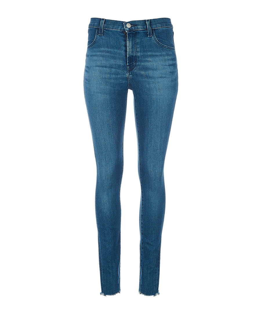Maria high-rise skinny jeans Sale - j brand