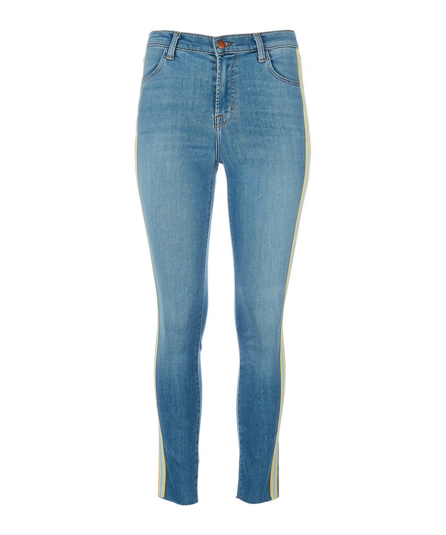 Alana high-rise cropped skinny jeans Sale - j brand