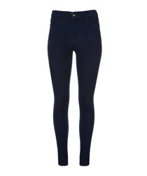 Maria adoration high-rise skinny jeans