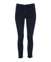 835 rhythm mid-rise cropped skinny jeans