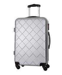 Gotcha grey spinner suitcase 70cm