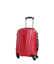 Blessington red spinner suitcase 60cm
