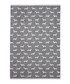 Grey Dachshund cotton sheet towel Sale - Emily Bond Sale
