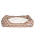 Red Dachshund medium dog bed Sale - Emily Bond Sale