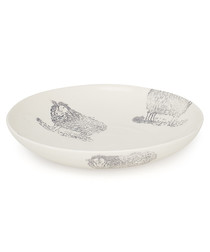 Grey Sheep supper bowl
