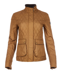 Aynsley capers quilted blouson jacket