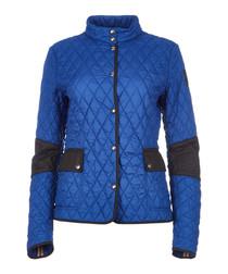 Sheffield dark navy jacket