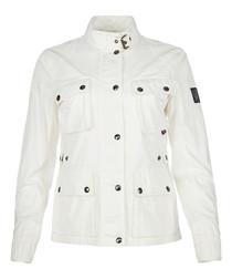 W.Sammy Miller icon white jacket