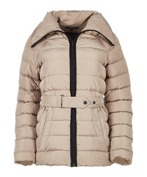 Herringham warm beige coat