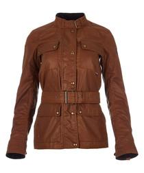 Roadmaster 2.0 dark taupe jacket