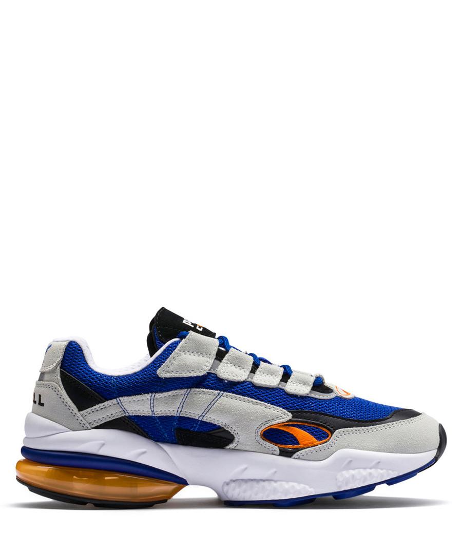 Cell Venom blue & white sneakers Sale - puma