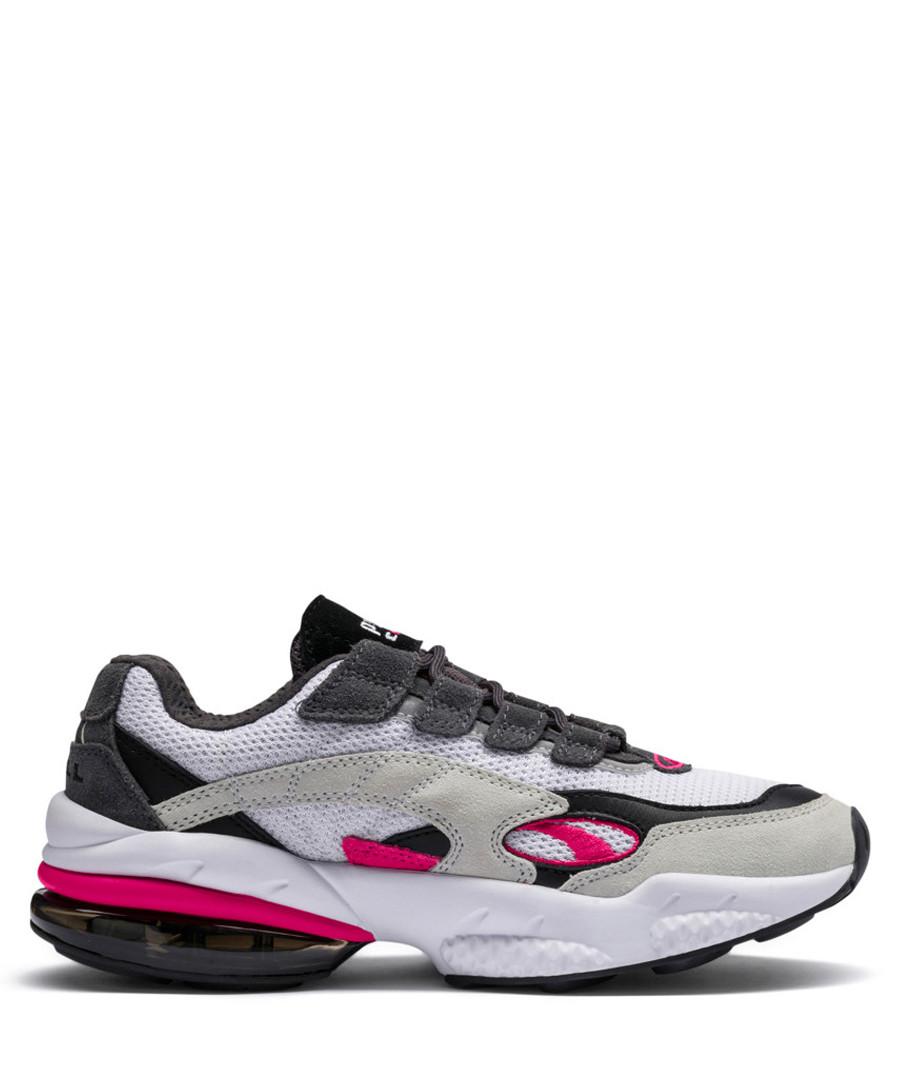Cell Venom purple & white sneakers Sale - puma