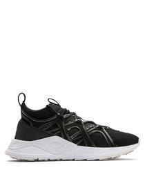 Les Benjamins black sneakers