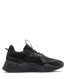 RS-X Core black sneakers
