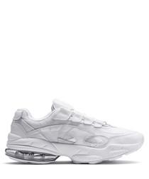Cell Venom Reflective white sneakers