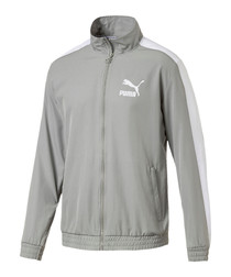 Iconic T7 grey track jacket