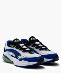 Cell Venom white & blue sneakers
