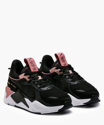 RS-X Trophy black sneakers