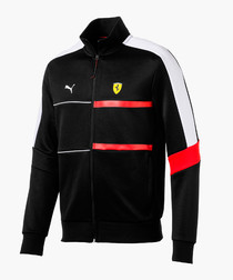 SF T7 black & red track jacket