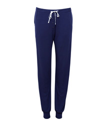Rosie deep blue pyjama bottoms