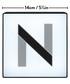 N alphabet lightbox Sale - Wild & wolf Sale