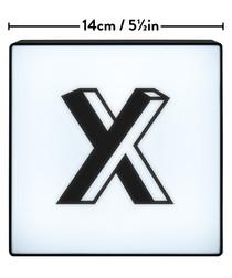 X alphabet lightbox