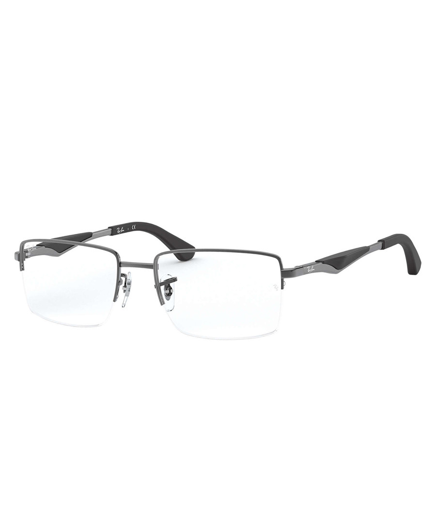 Active gunmetal grey glasses Sale - ray-ban