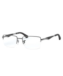 Active gunmetal grey glasses