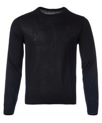 wool blend jumper