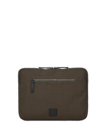 Knomad 2 forest green organiser 13""